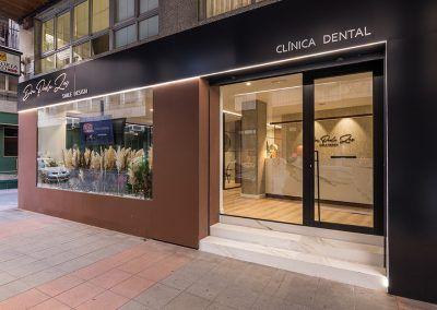 Instalaciones Doctora Paola Zas - Clínica Dentista Elche 15